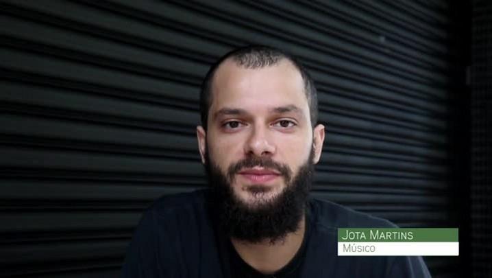 Conheça Jota Martins, músico do Lagoa da Conceição - Florianópolis
