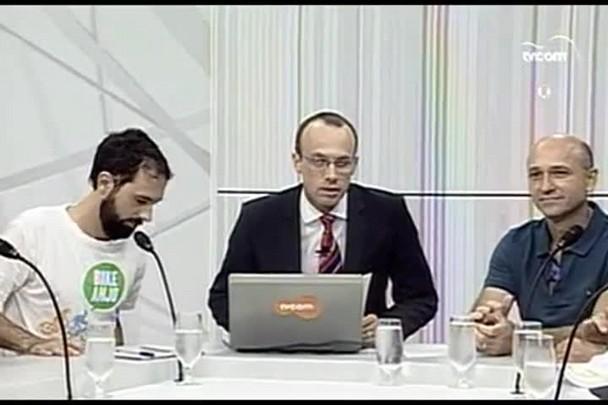 TVCOM Conversas Cruzadas. 3º Bloco. 17.02.16