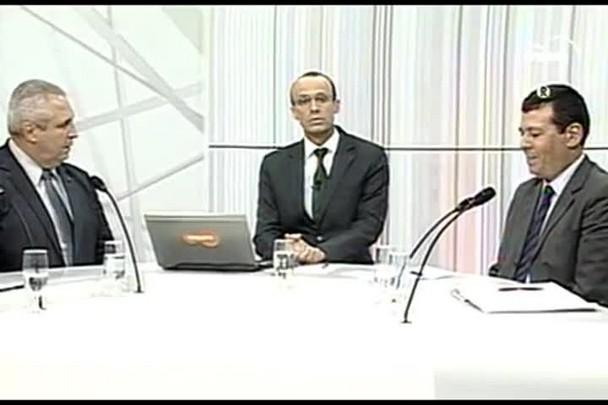 TVCOM Conversas Cruzadas. 4º Bloco. 19.02.16