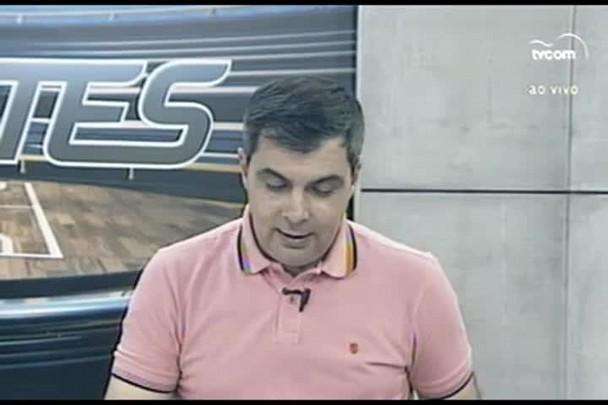 TVCOM Esportes. 3º Bloco. 26.02.16