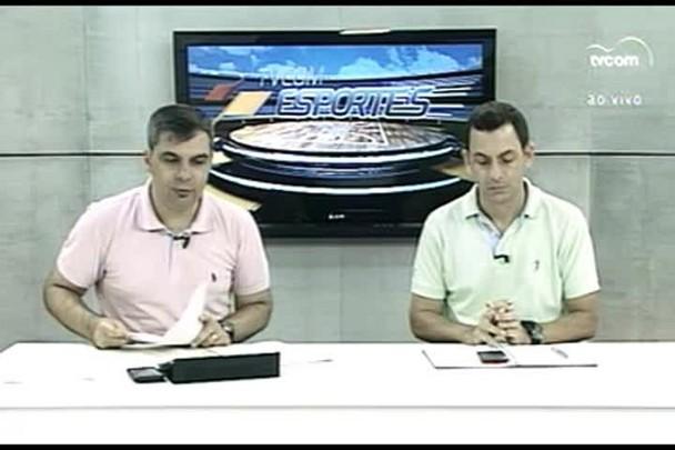 TVCOM Esportes. 4º Bloco. 04.03.16