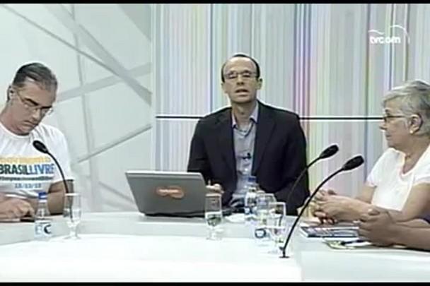 TVCOM Conversas Cruzadas. 4º Bloco. 09.03.16