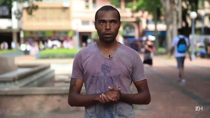 Pessoas de Porto Alegre: Sidney Costa