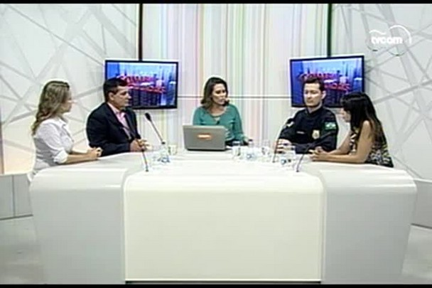 TVCOM Conversas Cruzadas. 2º Bloco. 25.04.16