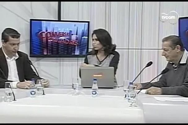 TVCOM Conversas Cruzadas.4º Bloco. 16.05.16