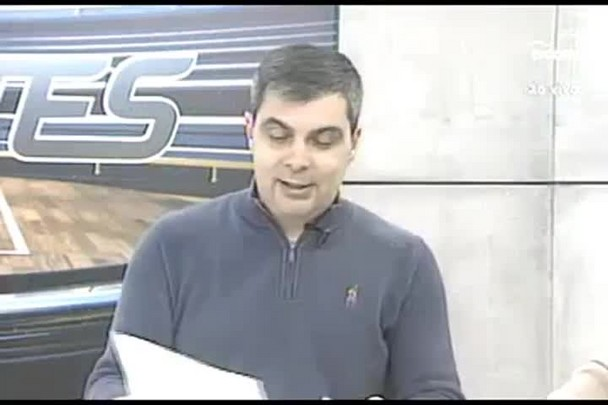 TVCOM Esportes. 3º Bloco. 24.05.16