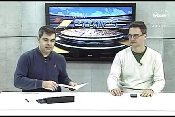 TVCOM Esportes. 2º Bloco. 07.06.16