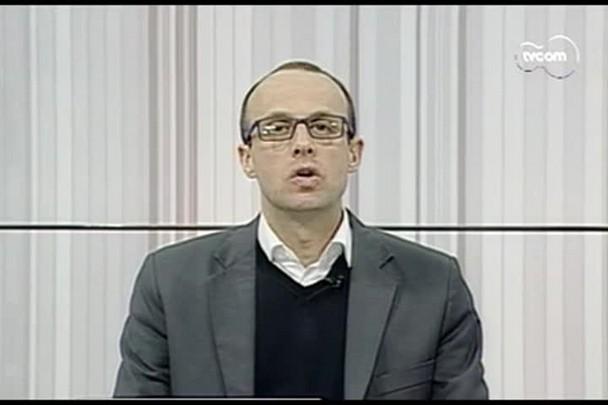 TVCOM Conversas Cruzadas. 1º Bloco. 22.08.16
