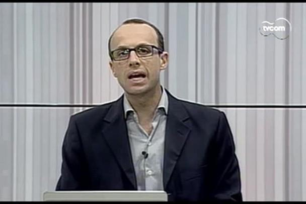 TVCOM Conversas Cruzadas. 1º Bloco. 15.09.16
