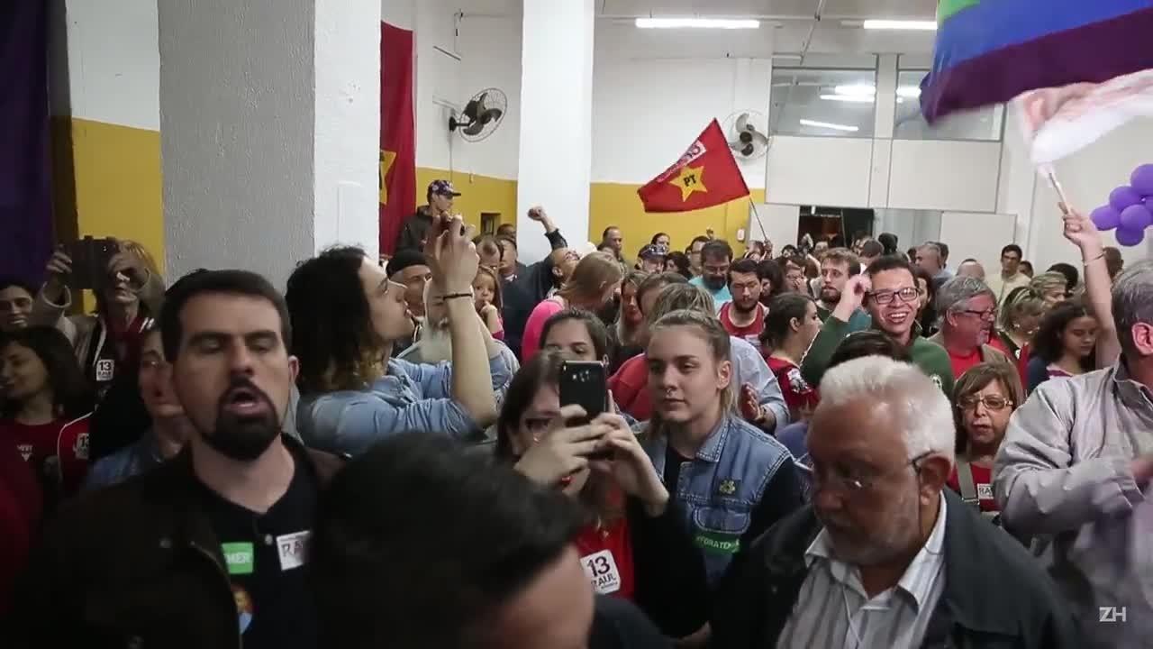 Militância petista pede voto nulo no segundo turno em Porto Alegre