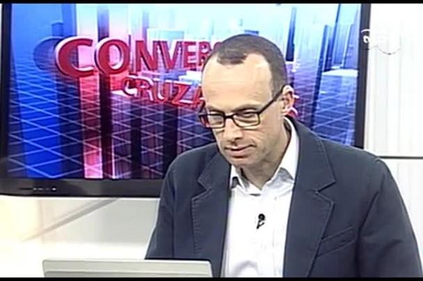 TVCOM Conversas Cruzadas. 4º Bloco. 06.10.16