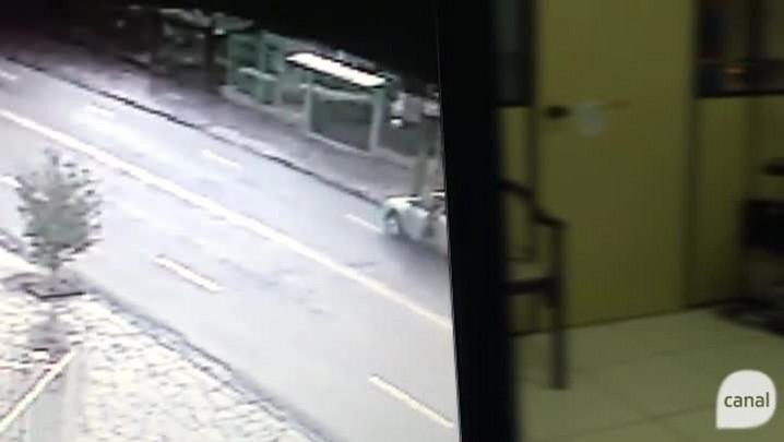 Câmeras flagram ação de criminosos no latrocínio da servidora pública Eliane Stedile Busellato, em Caxias