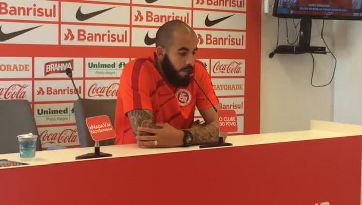 Danilo Fernandes fala sobre o Gre-Nal