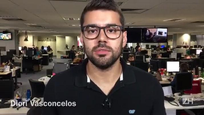 Diori Vasconcelos comenta a arbitragem de Grêmio x Novo Hamburgo