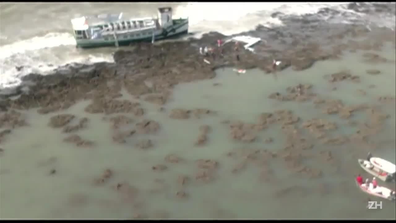 Naufrágios no Pará e na Bahia deixam dezenas de mortos