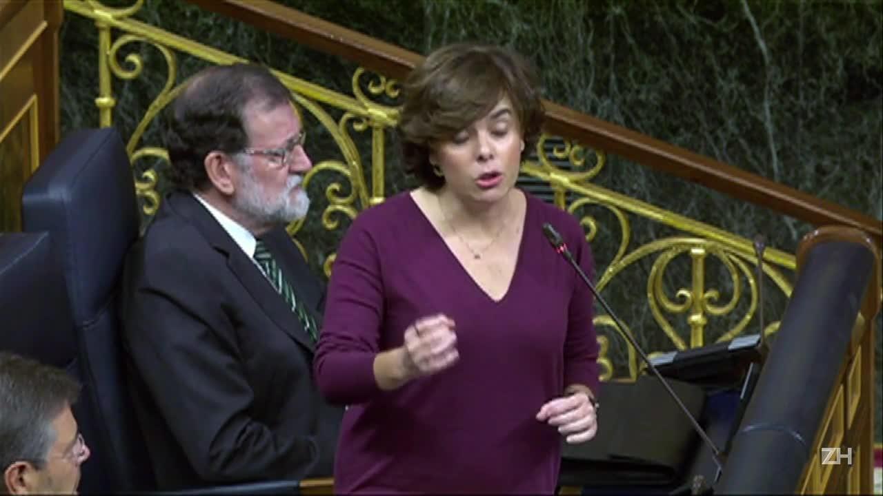 Madri cogita suspensão da autonomia catalã