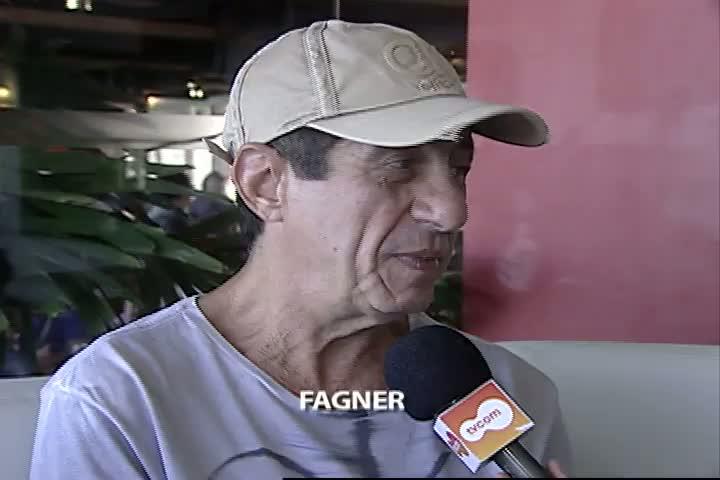 Festa Nacional da Música - Fagner