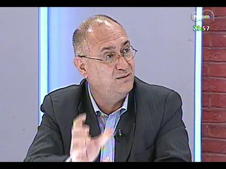 Mãos e Mentes - Presidente do Eckart, Paulo Ricardo Silva Ferreira - Bloco 3 - 13/02/2013