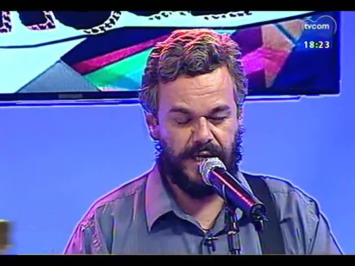 Programa do Roger - Confira a participação de Frank Jorge - bloco 4 - 19/02/2013