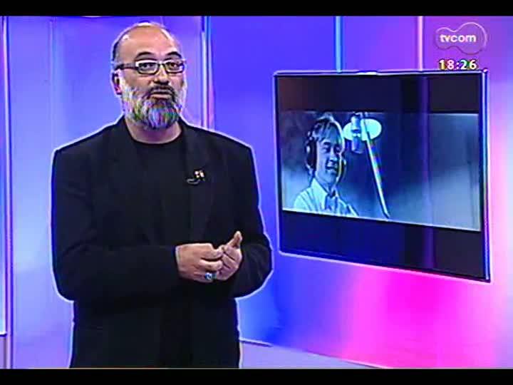Programa do Roger - Ana Lonardi e Mário Falcão falam do clipe Greve Geral - bloco 4 - 15/03/2013