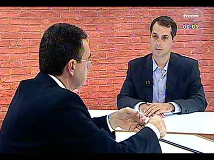 Mãos e Mentes - Engenheiro e presidente das empresas Randon, David Randon - Bloco 4 - 15/04/2013