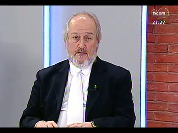 Mãos e Mentes - Ex-vereador e ex-deputado Flavio Koutzii - Bloco 3 - 30/06/2013