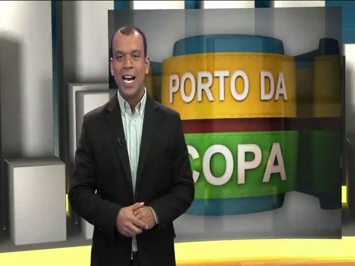 Porto da Copa - Jornalista brasileira que vive na Dinamarca mostra como estão as expectativas dos estrangeiros para a realização da Copa no Brasil - Bloco 2 - 01/07/2013