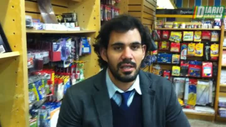 Entrevista com Juliano Cazarré
