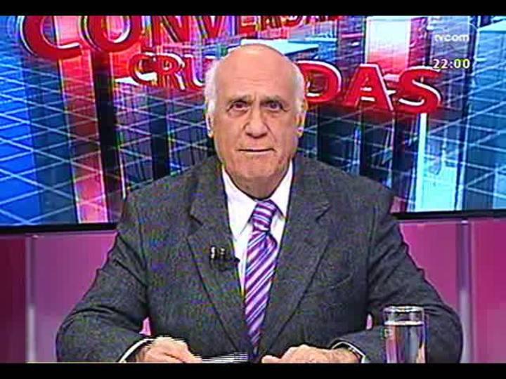 Conversas Cruzadas - Debate sobre a viabilidade da Lei de Eleições Limpas - Bloco 1 - 06/08/2013