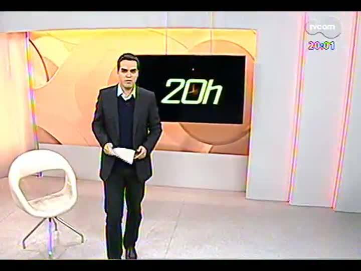 TVCOM 20 Horas - Os detalhes da finalização da reforma do Beira-Rio - Bloco 1 - 14/08/2013