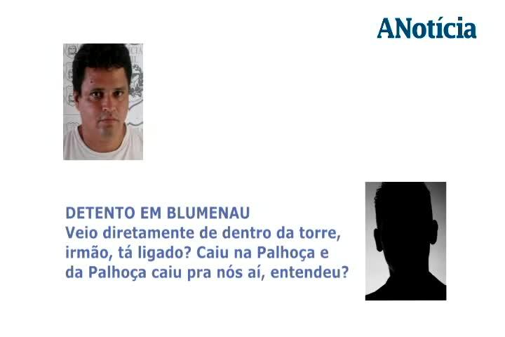Confira trechos de conversas entre membros do PGC em Joinville