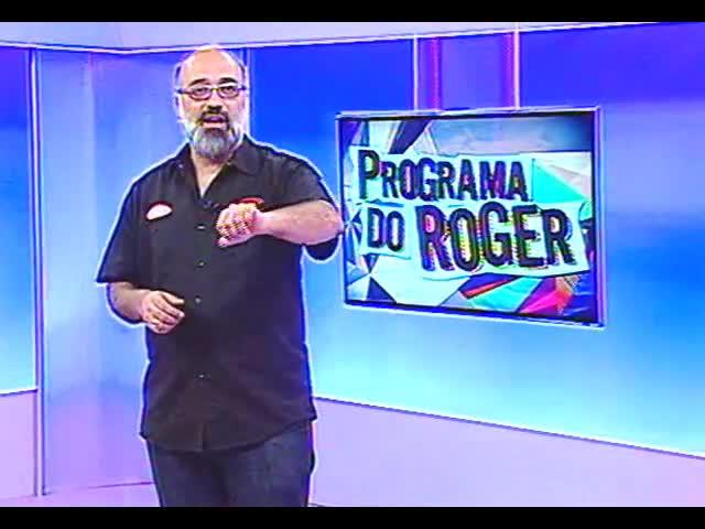 Programa do Roger - Banda Old Stuff Trio e o Big River Festival - bloco 1 - 09/10/2013