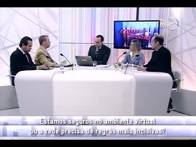 Conversas Cruzadas - Marco Civil da Internet 4º Bloco - 28/10/13