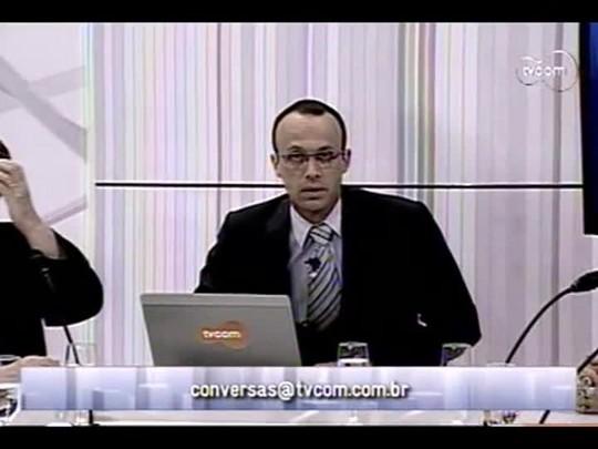 Conversas Cruzadas - 2o bloco - Liberação da maconha no Uruguai - 13/12/2013