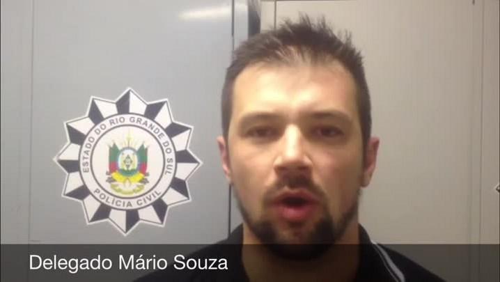 Delegado Mário Souza comenta a Operação Expansão - 17/12/2013