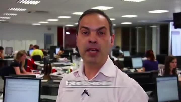 Chamadas Diário Catarinense 20 de dezembro