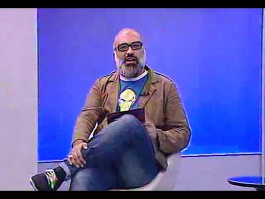 Programa do Roger - Diretor Matheus de Souza fala sobre filme \'Eu não faço a menor ideia do que eu tô fazendo com a minha vida\' - Bloco 1 - 19/12/2013