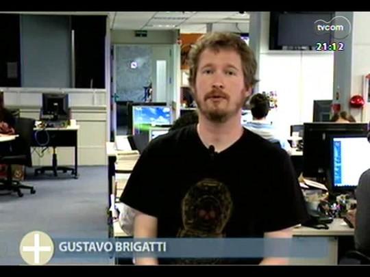TVCOM Tudo Mais - Gustavo Brigatti fala dos melhores discos do ano