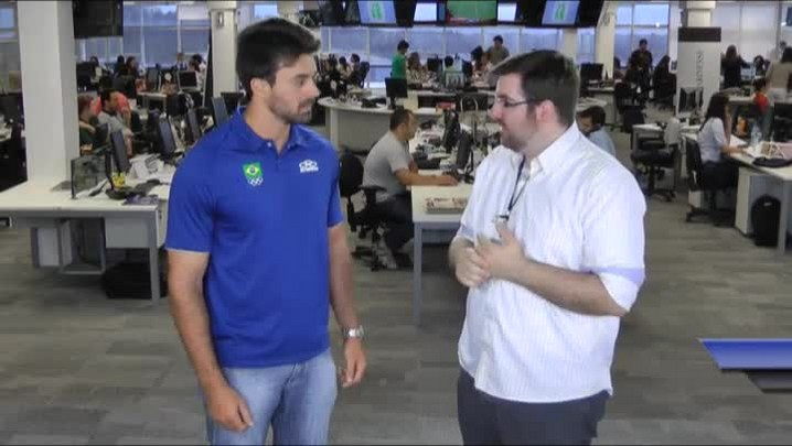 Entrevista com Eduardo Martins, técnico da Seleção Brasileira feminina de hóquei sobre a grama
