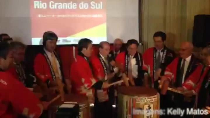 Mitsubishi anuncia investimento de R$ 20 milhões em fábrica de elevadores em Guaíba. 12/02/2014