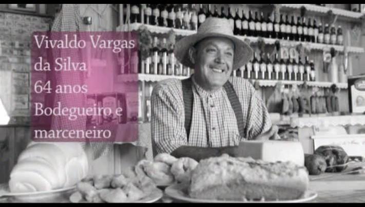 Gente que faz: Vivaldo da Silva
