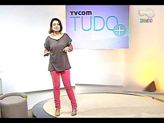 TVCOM Tudo Mais - Tanira Lebedeff fala sobre a movimentação das estrelas no tapete vermelho