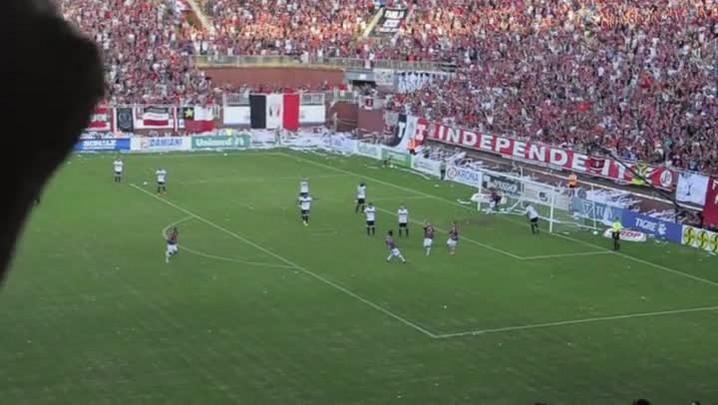 Confira o segundo gol do JEC contra o Figueirense