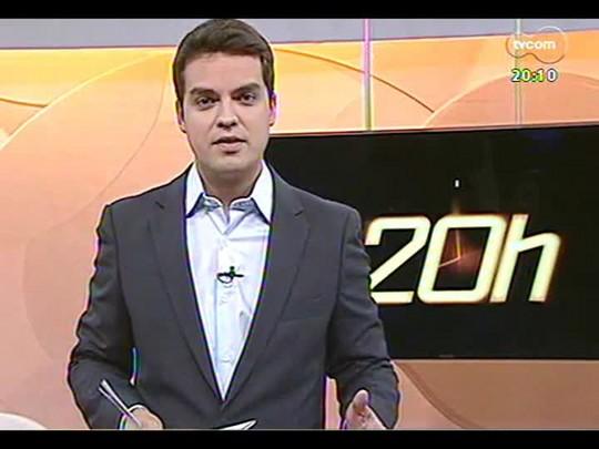 TVCOM 20 Horas - Grêmio inicia operação para assumir a gestão da Arena - Bloco 2 - 02/06/2014