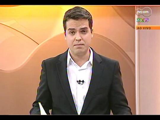 TVCOM 20 Horas - As alterações no trânsito para o jogo Nigéria X Argentina - Bloco 3 - 23/06/2014