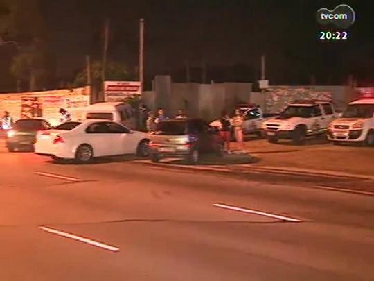 TVCOM 20 Horas - Operação contra racha apreende 29 carros e 18 motos na capital - Bloco 2 - 01/08/2014