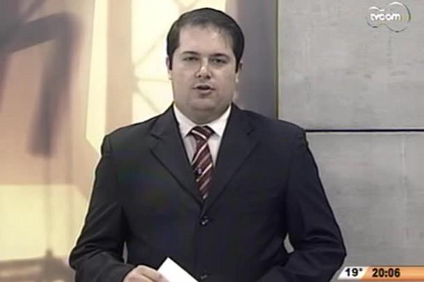 TVCOM 20 Horas - Moradores não querem instalação de nova central de triagem em São Jóse - 1º Bloco - 07/08/14