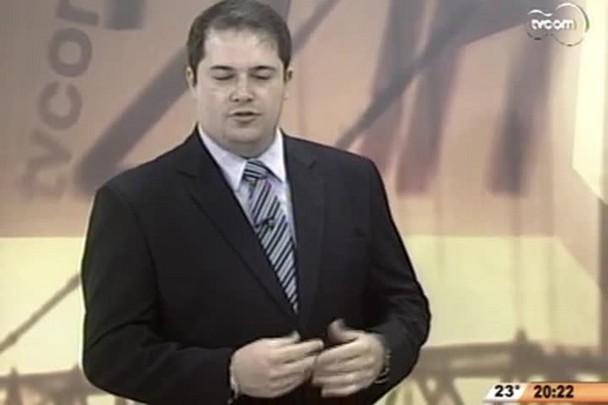 TVCOM 20 Horas - TVCOM 20h debate propostas dos candidatos ao governo de SC - 2º Bloco - 22/08/14
