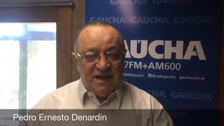 Pedro Ernesto Denardin projeta Grêmio x Figueirense