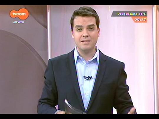 TVCOM 20 Horas - A transição do governo do estado - 28/10/2014